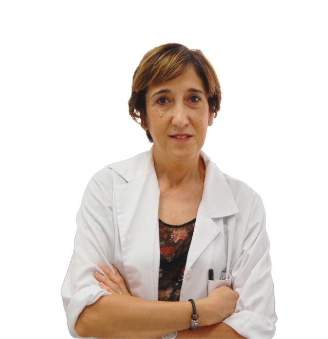 Lda. María Martínez de la Pola en CIMAR (Tarancón)